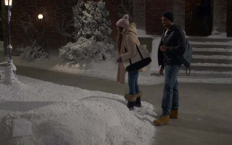 Timberland Boots Worn by Damon Wayans Jr in Happy Together Season 1 Episode 7 (1)