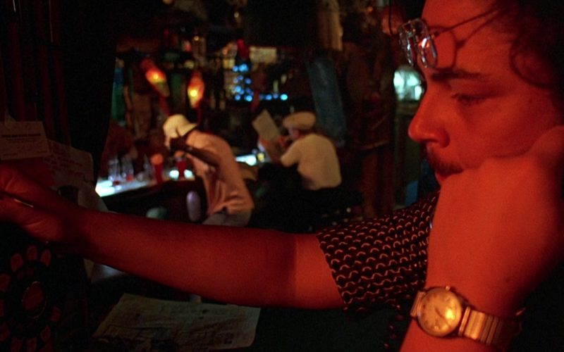 Timex Vintage Wrist Watch Worn by Benicio del Toro (Dr. Gonzo) in Fear and Loathing in Las Vegas (1)