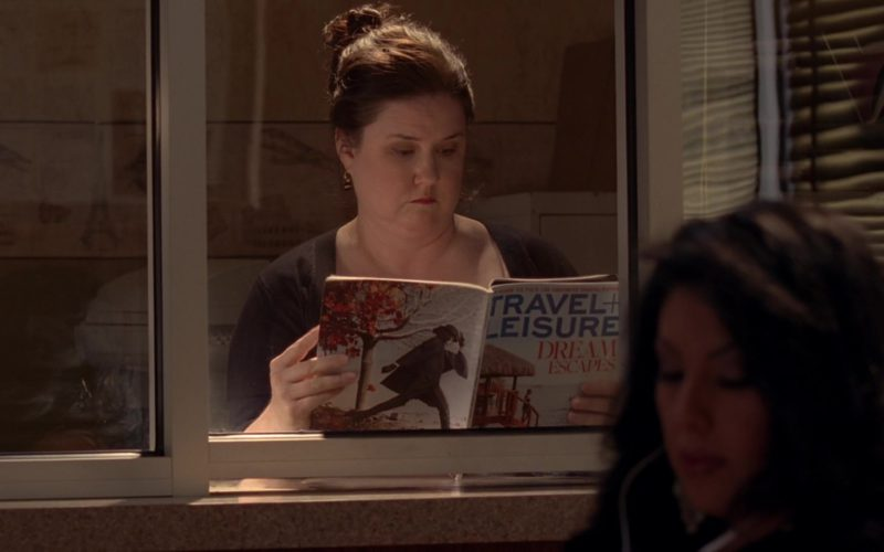 Travel + Leisure Magazine in Breaking Bad Season 5 Episode 9 (1)