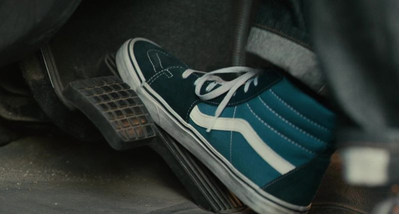 Vans Shoes Worn by Daveed Diggs in Blindspotting (2018) Movie Product Placement