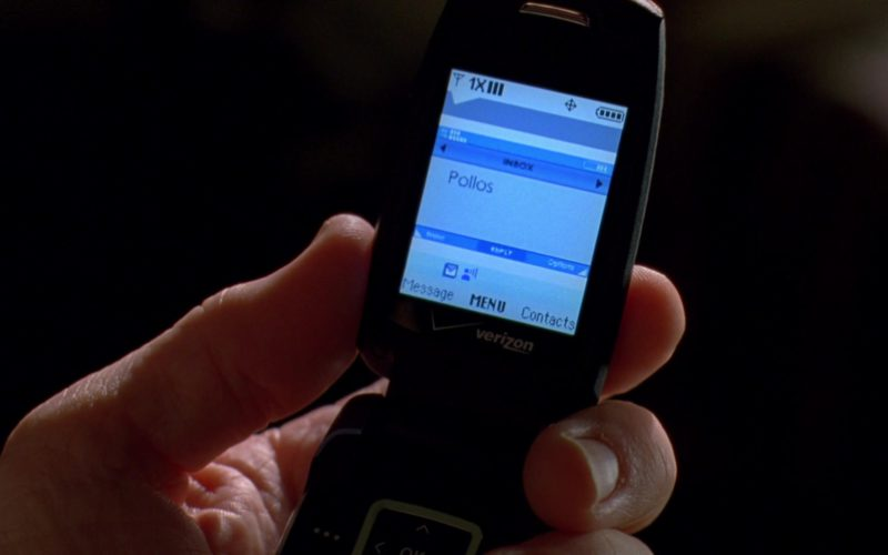 Verizon Cell Phone Used by Bryan Cranston (Walter White) in Breaking Bad