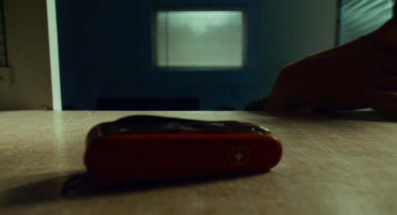 Victorinox Swiss Army Knife in 127 Hours (2010) - Movie Product Placement