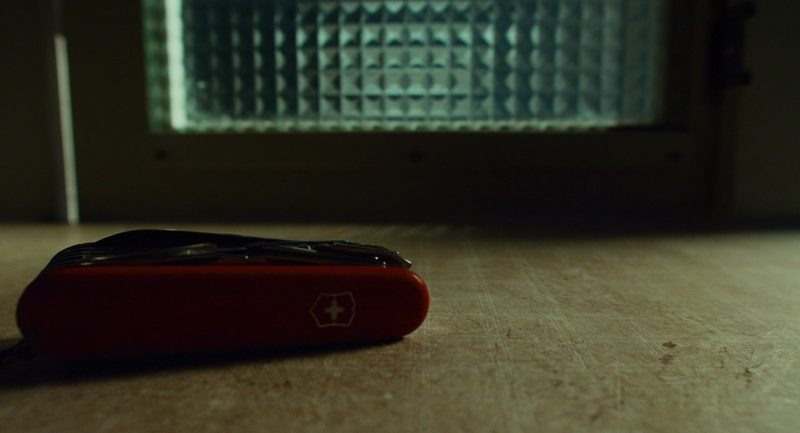 Victorinox Swiss Army Knife in 127 Hours (2010) Movie