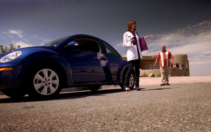Volkswagen Beetle Car Used by Betsy Brandt (Marie Schrader) in Breaking Bad Season 2 Episode 1 (1)