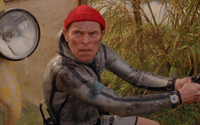 Vostok Amphibia Wrist Watch Worn by Willem Dafoe in The Life Aquatic with Steve Zissou (1)