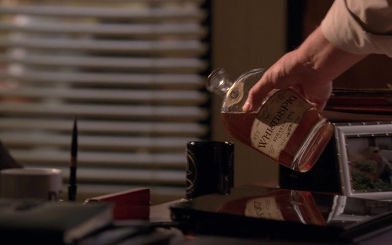WhistlePig 10 Year Old Rye Whiskey in Breaking Bad Season 5 Episode 2 (2)