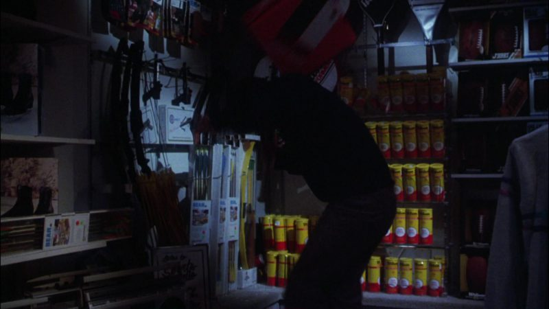 Wilson Tennis Ball Packs in Gremlins (1984) - Movie Product Placement