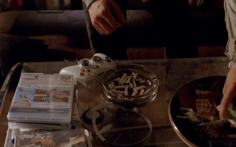 Xbox Controller in Breaking Bad Season 5 Episode 2