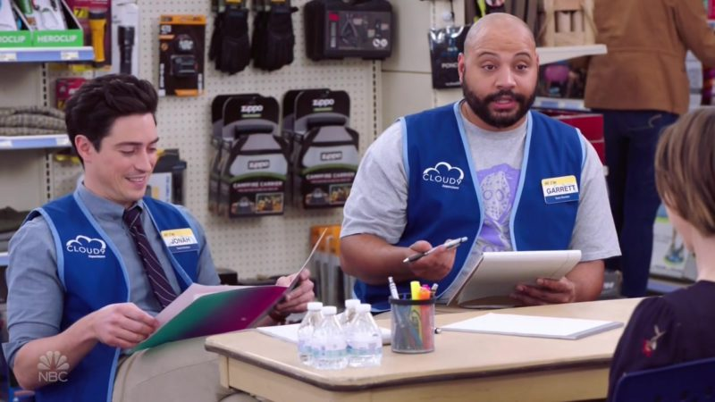 Zippo in Superstore Season 4 Episode 6: Maternity Leave (2018) TV Show
