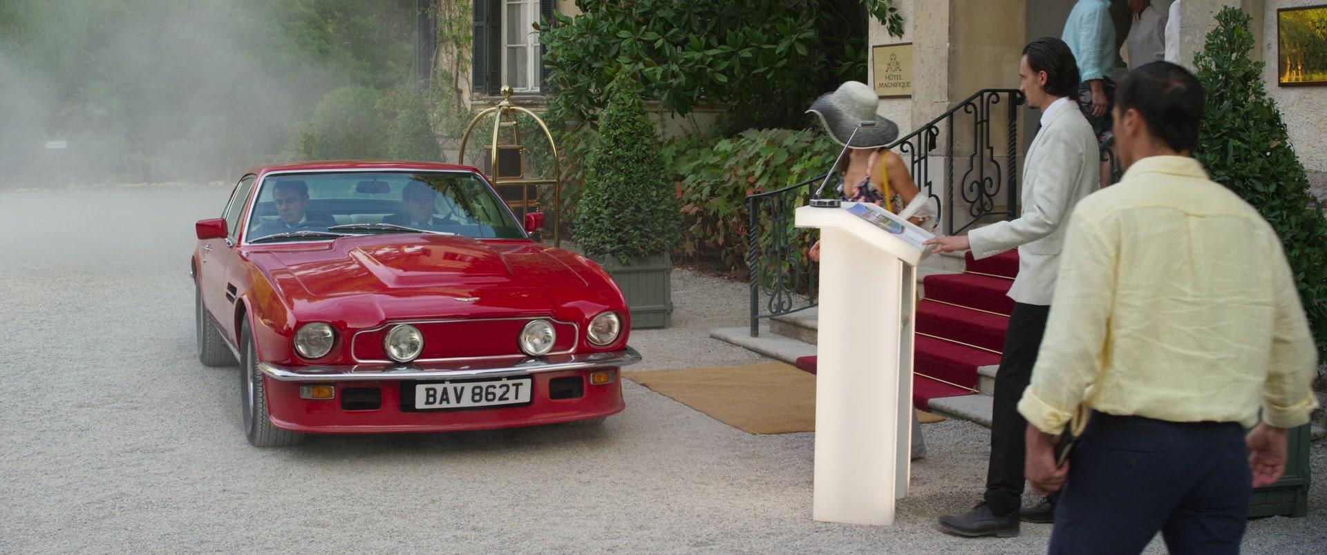 Johnny English Aston Martin Vantage