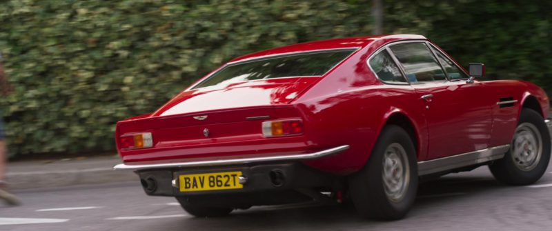 1979 Aston Martin V8 Vantage MkI Sports Car in Johnny English Strikes Again (2018) - Movie Product Placement