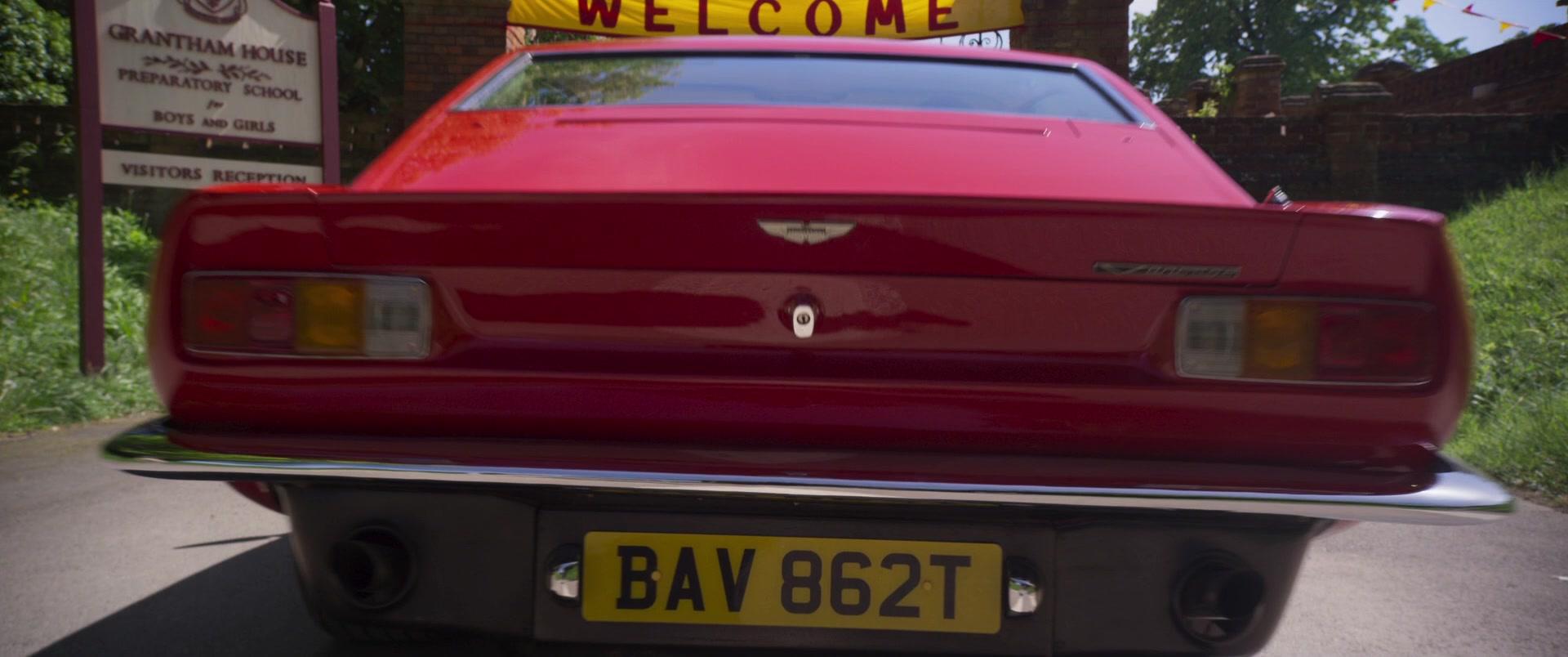 1979 Aston Martin V8 Vantage Mki Sports Car In Johnny English Strikes Again 2018 Movie