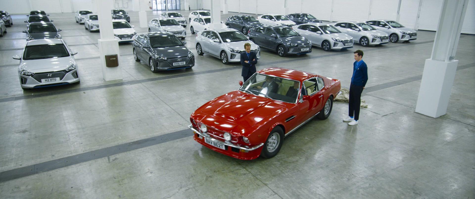 1979 Aston Martin V8 Vantage Mki Sports Car In Johnny