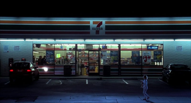 7-Eleven Store in I Am Sam (2001) - Movie Product Placement