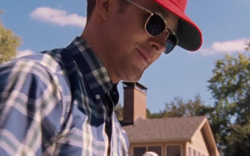AO Eyewear Original Pilot Sunglasses Worn by Ryan Gosling in First Man (1)
