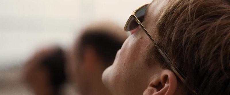 AO Eyewear Original Pilot Sunglasses Worn by Ryan Gosling in First Man (2018) Movie Product Placement