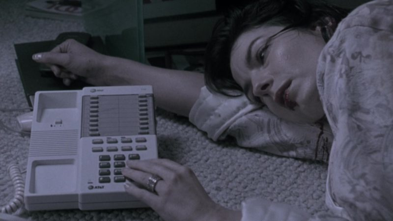 AT&T Telephone Used by Sela Ward in The Fugitive (1993) Movie Product Placement