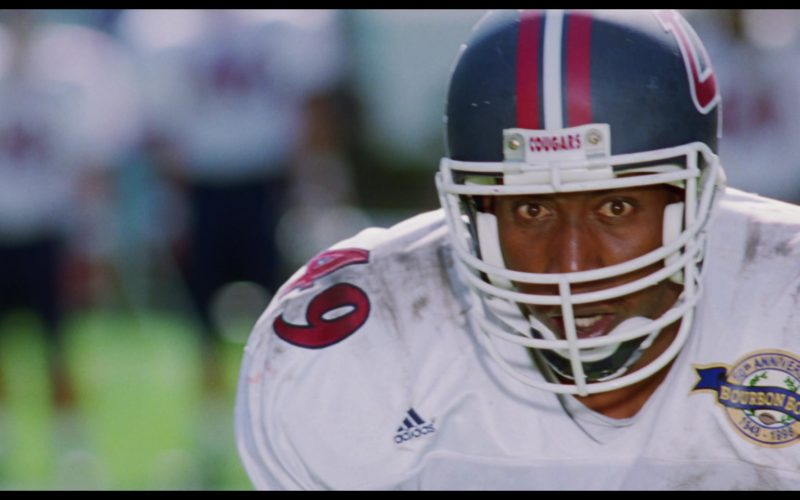 Adidas Football White Jerseys in The Waterboy (5)