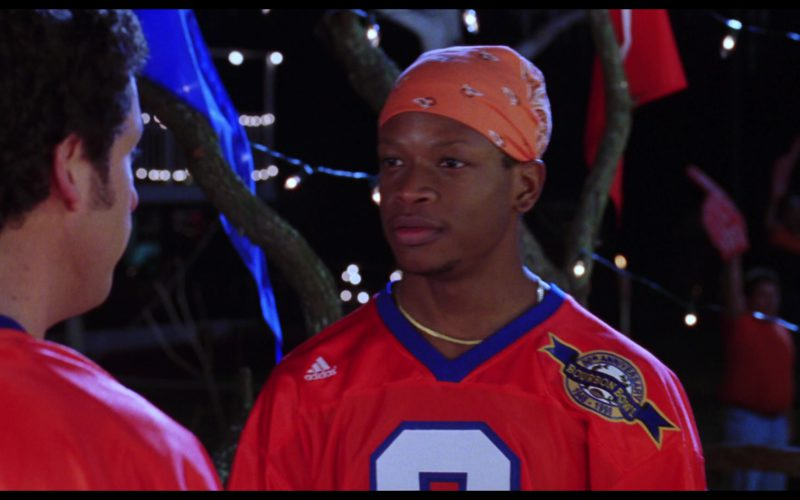 Adidas Jersey Worn by Lawrence Gilliard Jr. in The Waterboy (1)