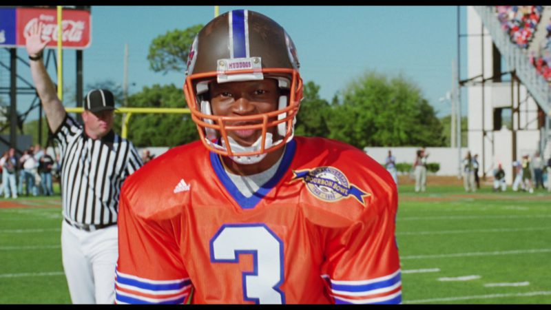 Adidas Jersey Worn by Lawrence Gilliard Jr. in The Waterboy (1998) - Movie Product Placement