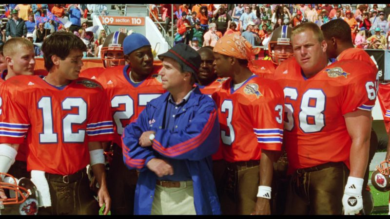 Adidas Jerseys and Wristbands in The Waterboy (1998) - Movie Product Placement