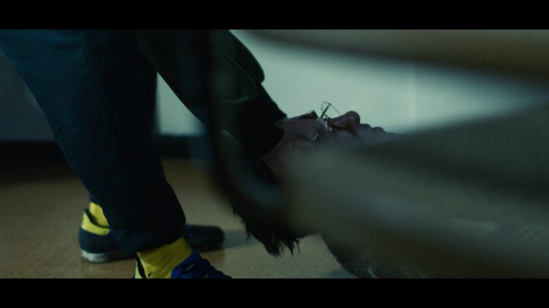 Adidas Shoes Worn by Fionn Whitehead in Black Mirror: Bandersnatch (2018) Movie Product Placement