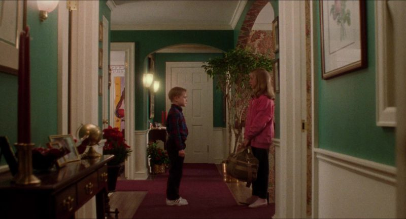 Adidas Shoes Worn by Macaulay Culkin (Kevin McCallister) in Home Alone (1990) Movie Product Placement