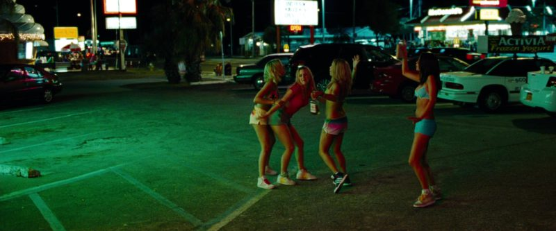 Adidas Sneakers Worn by Vanessa Hudgens in Spring Breakers (2012) Movie Product Placement