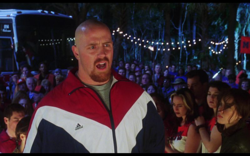 Adidas Tracksuit Jacket Worn by Big Show in The Waterboy (4)