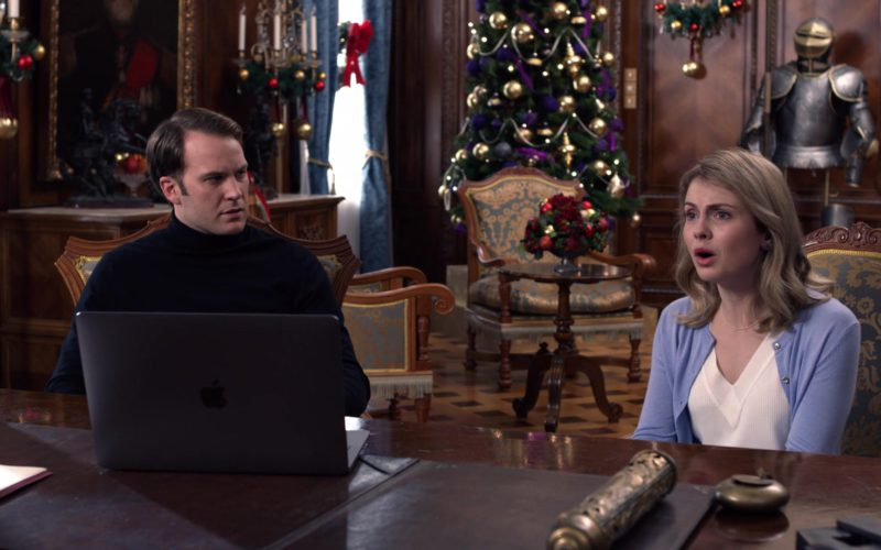 Apple MacBook Pro Used by Ben Lamb and Rose McIver in A Christmas Prince (1)