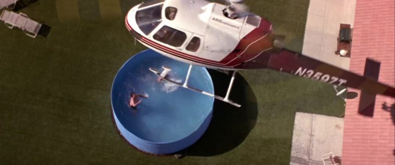 Aris Helicopters in Rat Race (2001) Movie