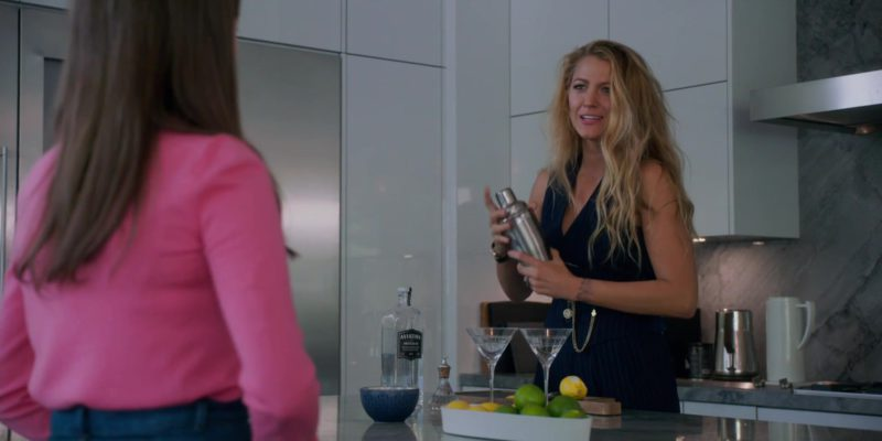 Aviation American Gin in A Simple Favor (2018) - Movie Product Placement
