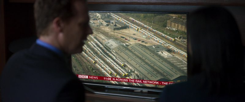 BBC News in Johnny English Strikes Again (2018) - Movie Product Placement