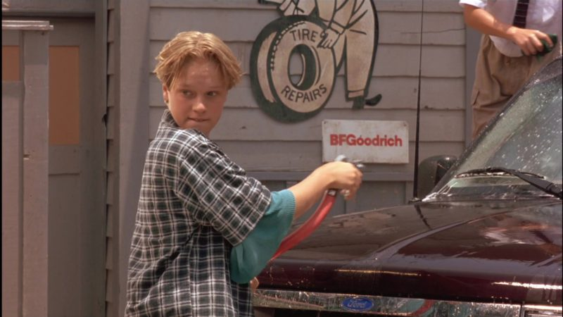 BFGoodrich Tires Sign in Little Giants (1994) - Movie Product Placement