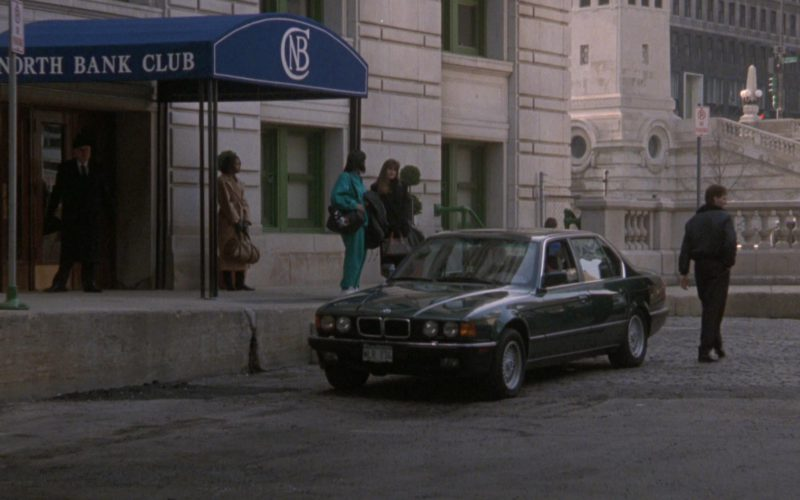 BMW 750iL [E32] Car in The Fugitive (1)