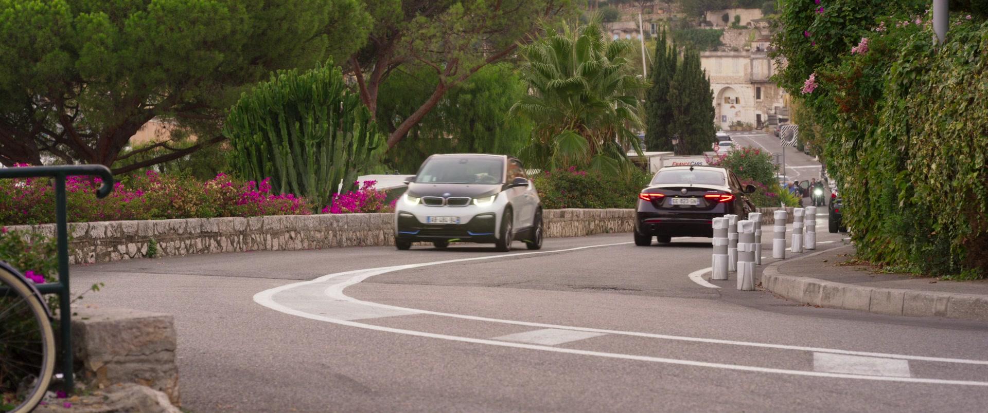 Bmw I3 S I01 Electric Car Driven By Olga Kurylenko In Johnny
