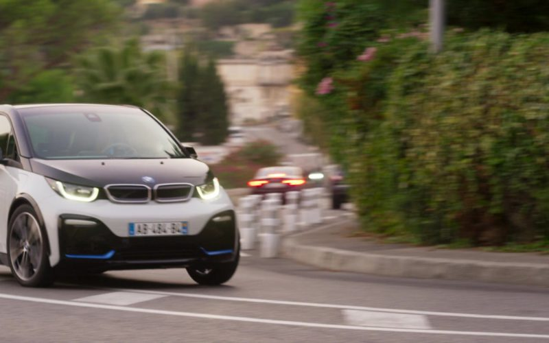 BMW I3 S [I01] Electric Car Driven by Olga Kurylenko in Johnny English Strikes Again (3)