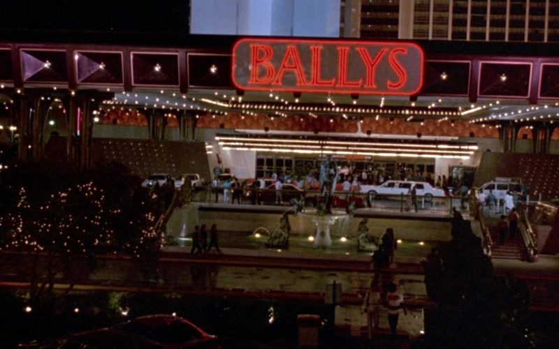 Bally's Las Vegas Hotel & Casino in Honeymoon in Vegas (2)