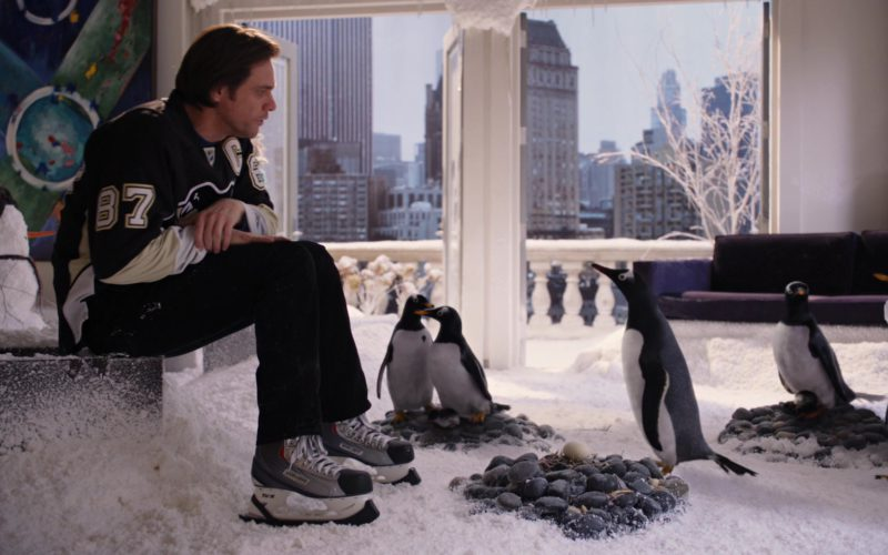 Bauer Ice Hockey Skates Worn By Jim Carrey in Mr. Popper's Penguins (3)