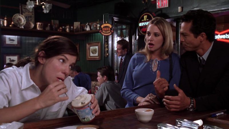 Ben&Jerry's Ice Cream in Miss Congeniality (2000) Movie Product Placement