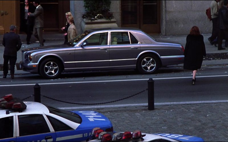 Bentley Arnage Car in The Thomas Crown Affair