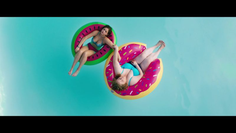 BigMouth Inc Giant Watermelon Pool Float in Dumplin' (2018) Movie Product Placement