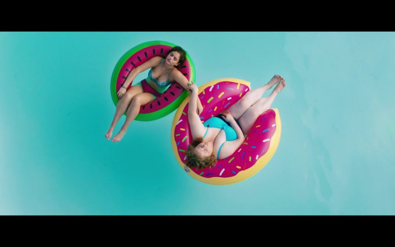 BigMouth Inc Giant Watermelon Pool Float in Dumplin' (1)