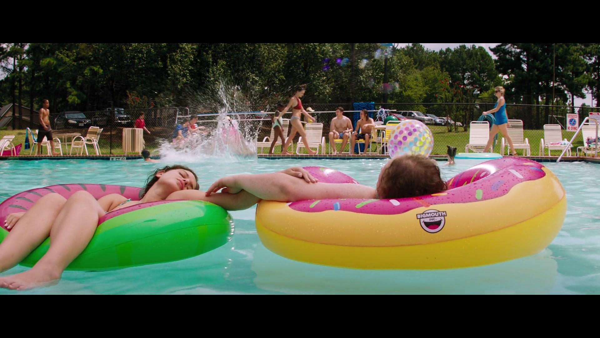 Bigmouth Inc Giant Watermelon Pool Float In Dumplin 2018