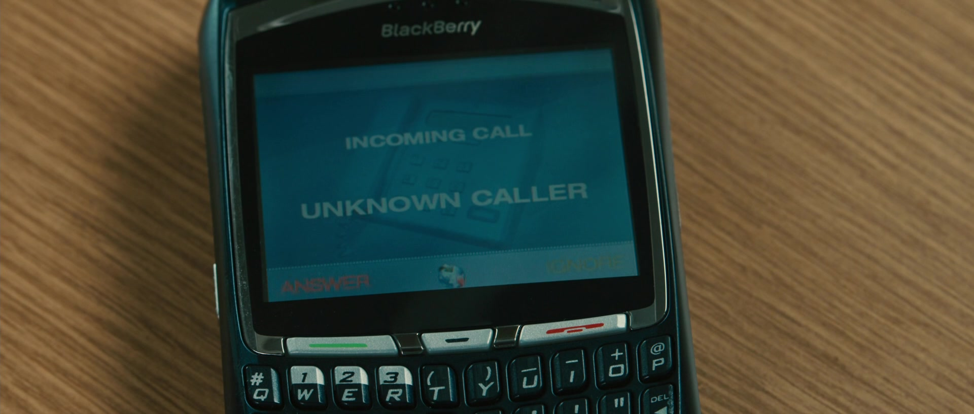 Blackberry Phone Used By Kevin Spacey In Casino Jack 2010