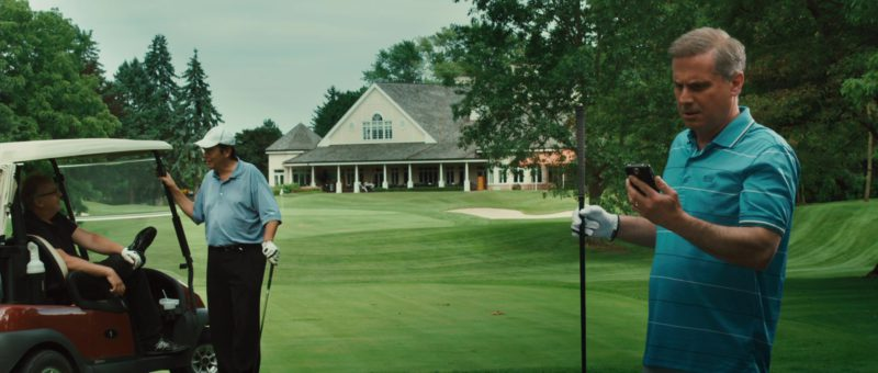 Boss Polo Shirt in Casino Jack (2010) Movie Product Placement