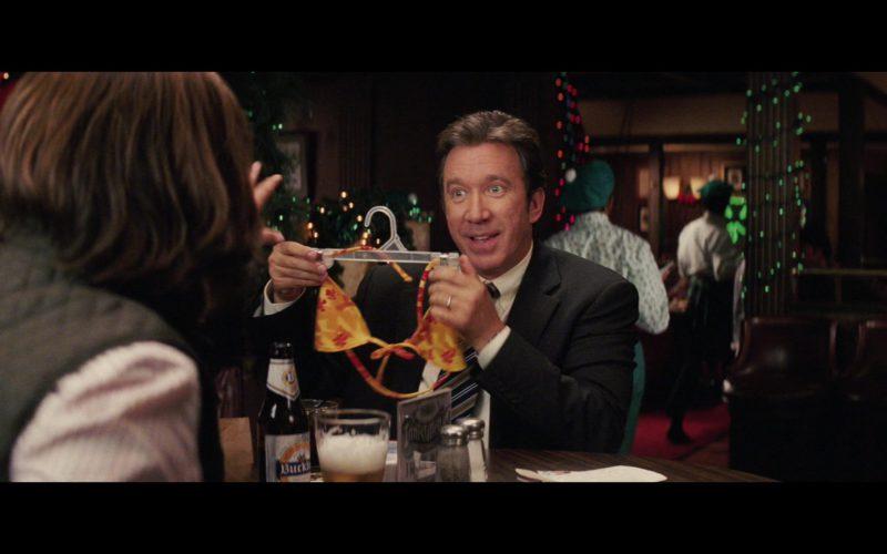 Buckler Beer Drunk by Tim Allen in Christmas with the Kranks (1)