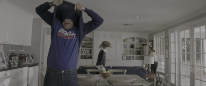 Bucknell University T-Shirt Worn by Will Ferrell in The House (2017) Movie Product Placement