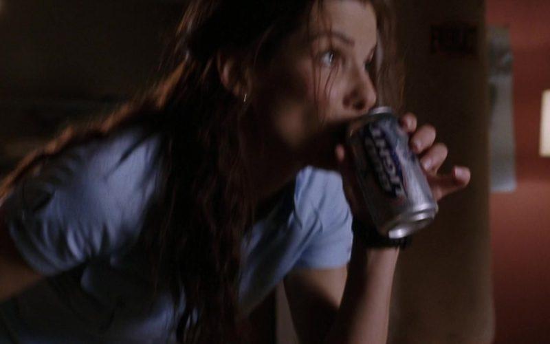 Bud Light Beer Drunk by Sandra Bullock in Miss Congeniality 2 (3)