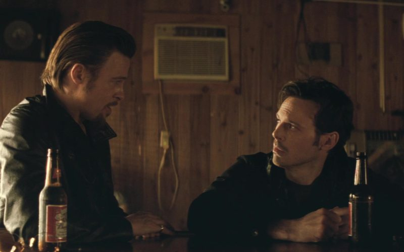 Budweiser Beer Drunk by Brad Pitt in Killing Them Softly (3)